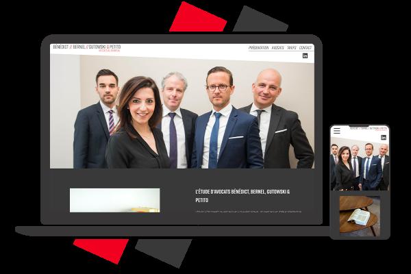 Site internet plaideurs.ch
